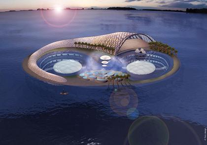 Hydropolis - Hotel unter Wasser als Attraktion in Dubai - www.best ...