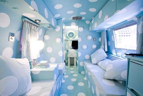 Beautiful Sarah Schneider Airstream  Airstream Decorating Ideas