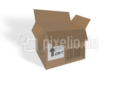 Pappkarton-pixelio