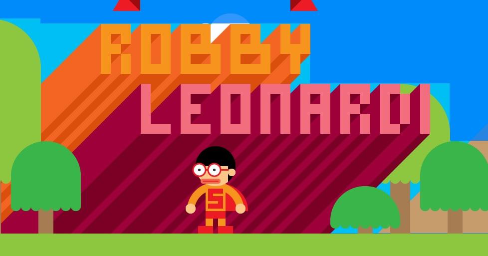 robby leonardo