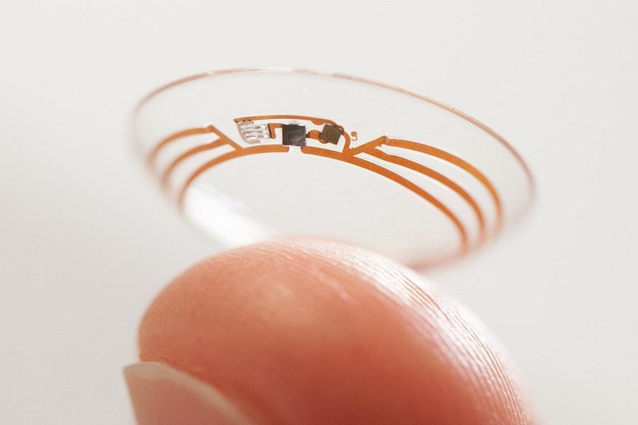 smarte kontaktlinse