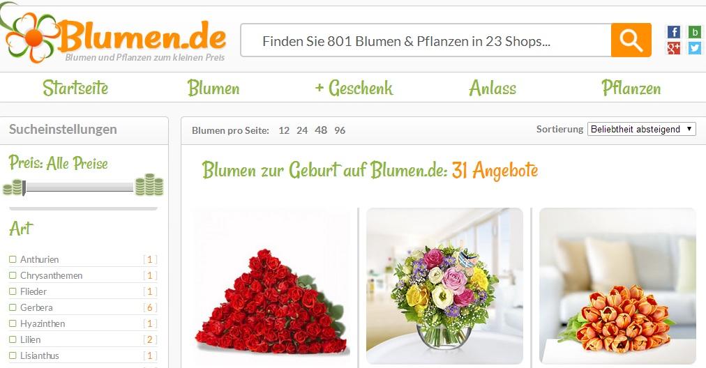 blumen.de