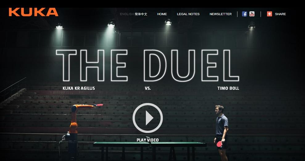 kuka-duell