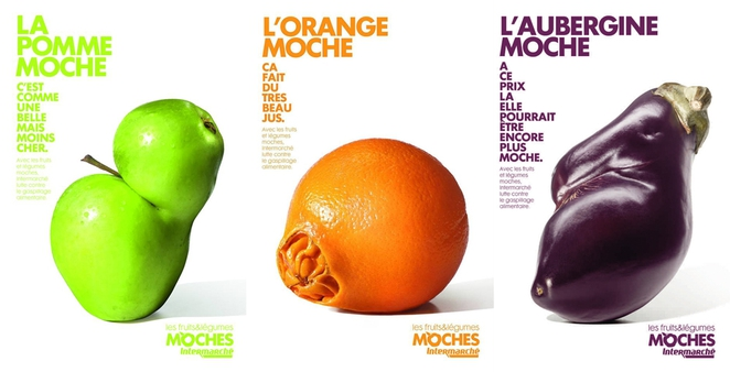 Intermarche - Inglorious Fruits and Vegetables