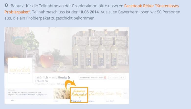 natürlich-facebookaktion