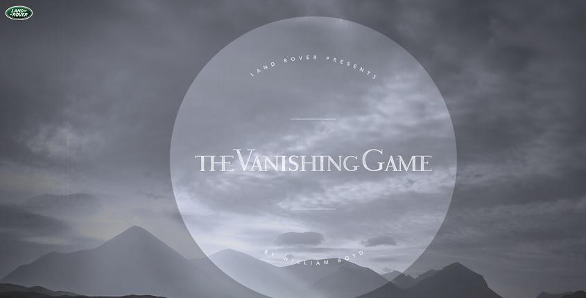 thevanishinggame