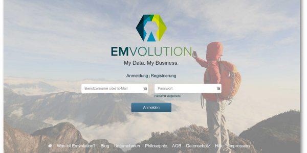 Emvolution will den digitalen Fußabdruck sichtbar machen und die Datenhoheit zurückgeben