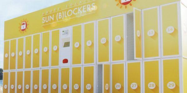 Geniale Brandbutler-Kampagne: Sun (b)lockers von Garnier