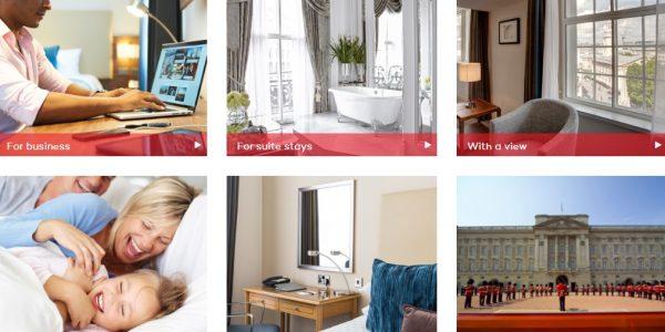 GLH Hotelgruppe bietet bei Buchung freie Zimmerwahl an