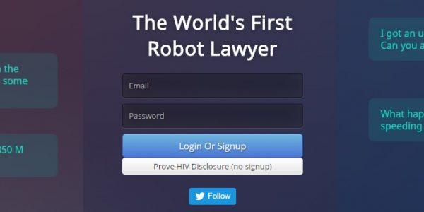 """Der Roboter-Anwalt """"DoNotPay"""" hilft kostenlos bei Knöllchen, Flugverspätungen und mehr"""