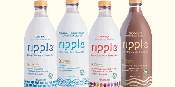 US-StartUp Ripple macht Milch aus Erbsen