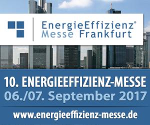 EnergieEffizienz-Messe 2016