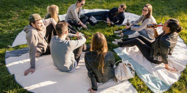 Sammelwiese: Picknickdecke der nächsten Generation