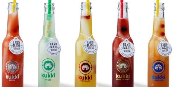 kukki bietet Cocktails aus der Flasche an, die durch einen Toaster trinkfertig werden