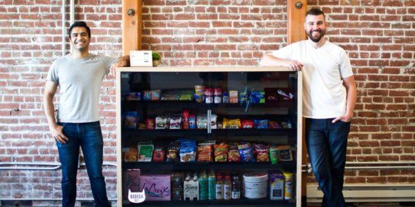 Warum das Automaten-Start-Up Bodega häufig keine Standmiete zahlen muss