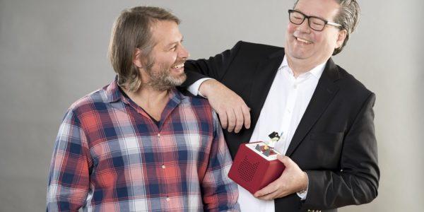 Neues Audiosystem für Kinder legt spektakulären Senkrechtstart hin