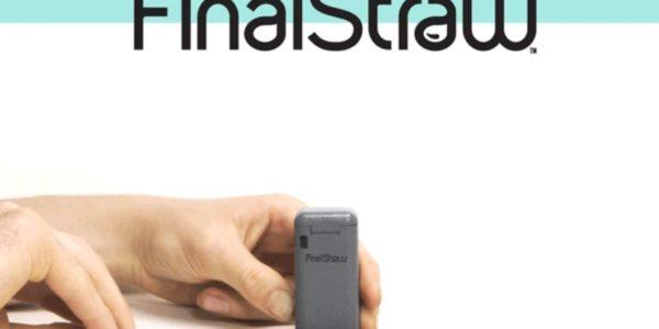 """Wiederverwendbarer Strohhalm """"FinalStraw"""" wird zum Kickstarter-Star"""