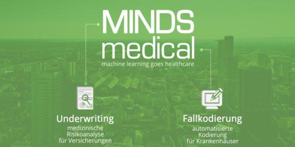 MINDS-Medical behebt mit künstlicher Intelligenz einen Engpass in Krankhäusern und bei Krankenversicherungen