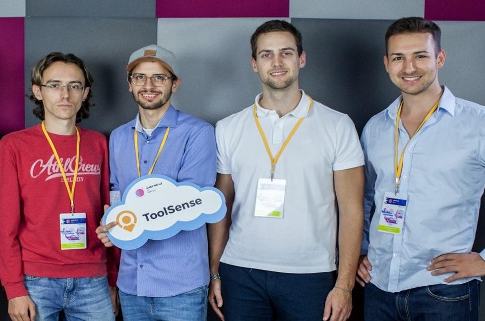 Wiener Startup ToolSense vernetzt Baumaschinen im Internet der Dinge