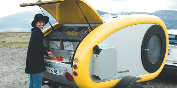 Sorgt der E-Car Boom auch für einen Tiny Traveler Boom?
